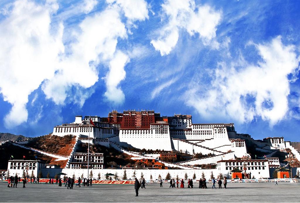 西藏.林芝丨三生三世十里桃花 最美318川藏线