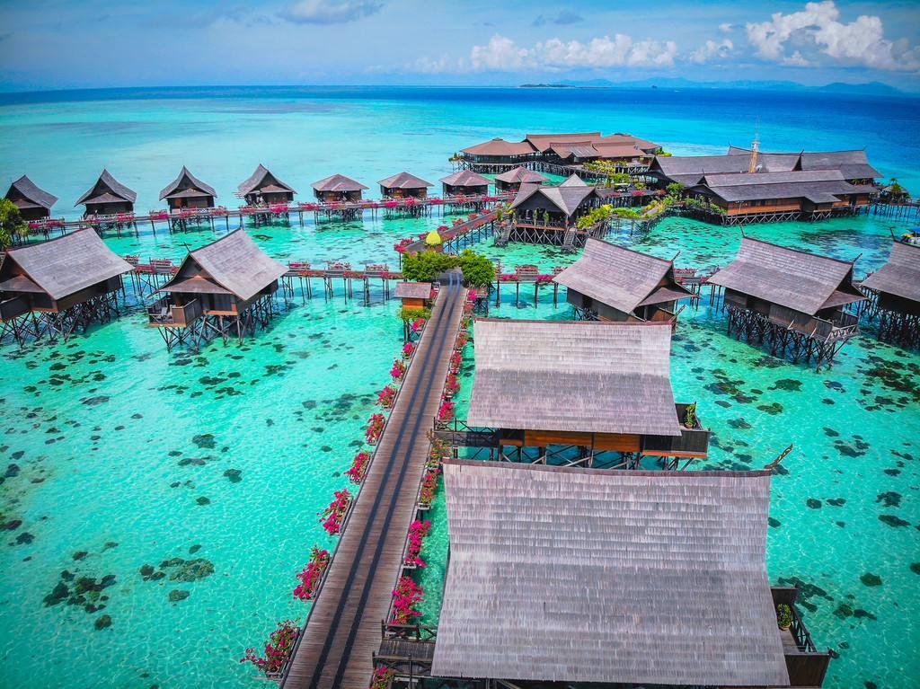 活动   仙本那,一个现实世界中的梦境之岛!